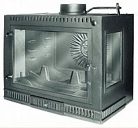 Wkłady kominkowe kasetowe